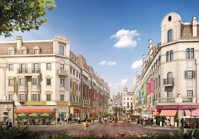 Giải mã những lợi thế chiến lược của Shophouse Europe – Sun Plaza Grand World - Ảnh 2.