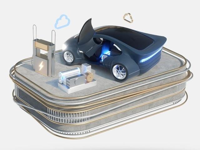 CES cũng là một trong những nơi tốt nhất để nhìn thấy tương lai của giao thông vận tải với công nghệ xe tự lái.