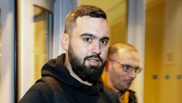 Eric Drouet, một trong những thủ lĩnh của phong trào Áo vàng (Ảnh: France24)