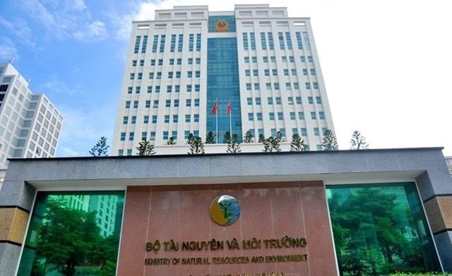 Trụ sở Bộ TN-MT