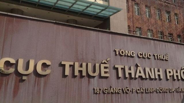 Kết luận nhiều nội dung tố cáo tại Chi cục Thuế quận Thanh Xuân - Ảnh 1.
