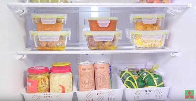 Cách bảo quản thức ăn trong tủ lạnh ngày Tết - 1