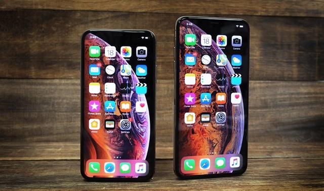 Doanh số của bộ đôi iPhone XS và XS Max không như kỳ vọng đang khiến giá trị Apple ngày càng sụt giảm