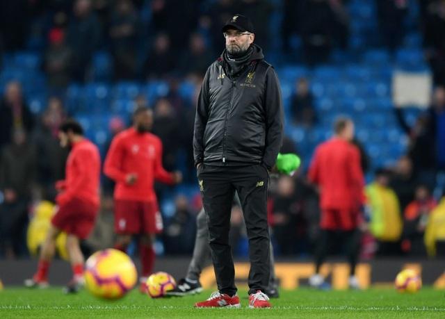 HLV Jurgen Klopp nói rằng trận cầu ở Etihad chỉ là một trận đấu bình thường như mọi trận cầu khác ở Premier League