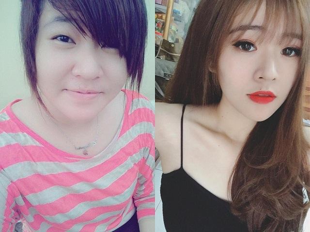 """Thiếu nữ Tiền Giang """"dậy thì thành công"""", giảm 42kg trong 1 năm rưỡi - 2"""
