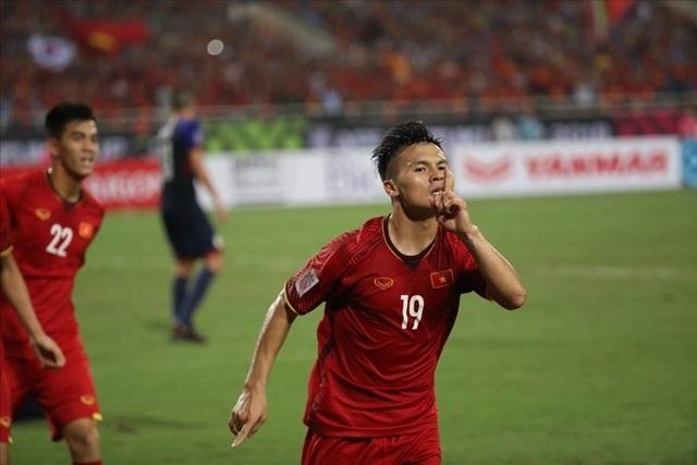 Quang Hải được chọn là vào đội hình xuất sắc nhất lịch sử bóng đá Việt Nam