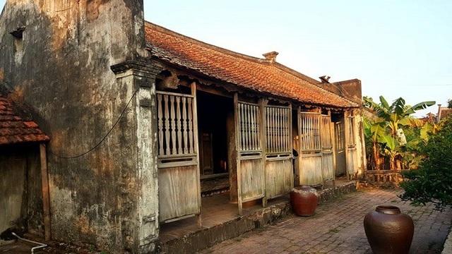 Nhà cổ 700 triệu đồng ở Hà Nam của lái buôn đầu thế kỷ 20 - Ảnh 2.