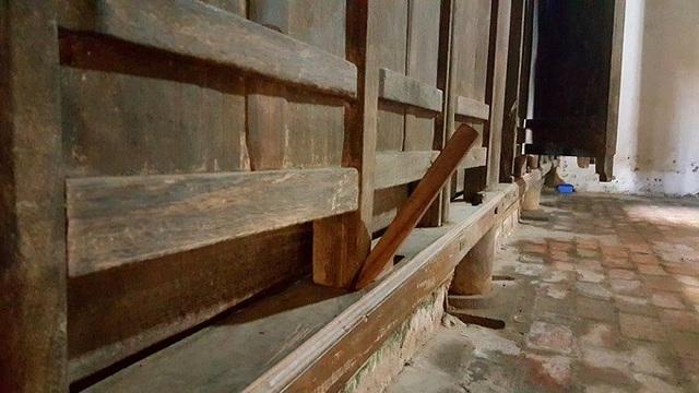 Nhà cổ 700 triệu đồng ở Hà Nam của lái buôn đầu thế kỷ 20 - Ảnh 12.