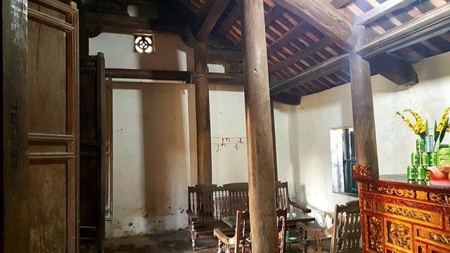 Nhà cổ 700 triệu đồng ở Hà Nam của lái buôn đầu thế kỷ 20 - Ảnh 14.