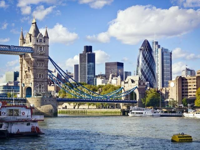 20 thành phố hút khách nhất thế giới năm 2018 - 2