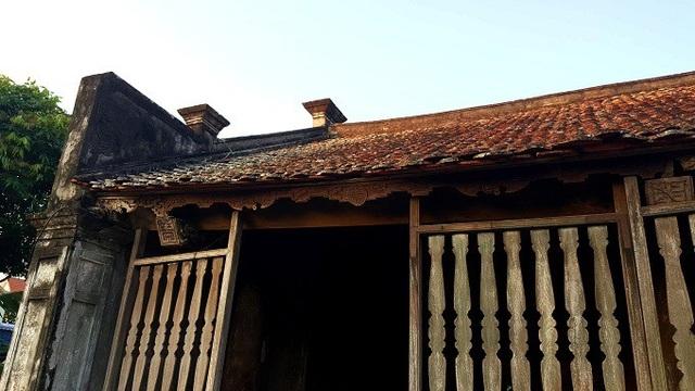 Nhà cổ 700 triệu đồng ở Hà Nam của lái buôn đầu thế kỷ 20 - Ảnh 5.