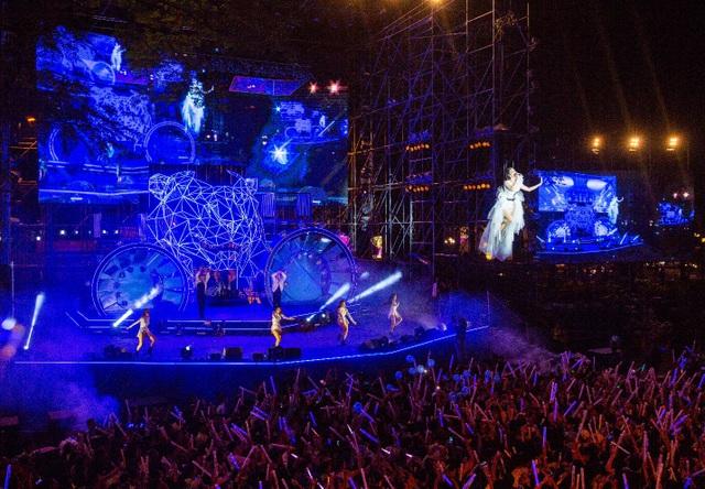 2 năm Countdown Tiger Remix, Mỹ Tâm, Sơn Tùng, Đông Nhi vẫn khiến fan khản giọng - Ảnh 6.