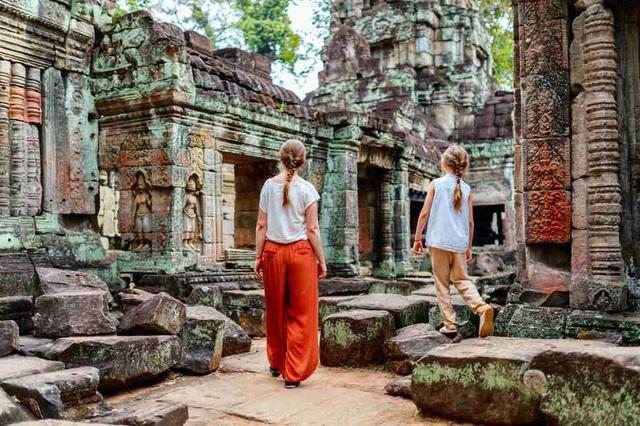 Nếu chỉ được chọn một điểm đến ở Đông Nam Á, bạn nên đi đâu? - 8