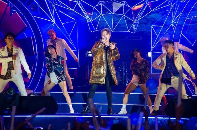 2 năm Countdown Tiger Remix, Mỹ Tâm, Sơn Tùng, Đông Nhi vẫn khiến fan khản giọng - Ảnh 9.