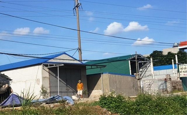 Nhiều sai phạm về đất đai ở xã Thành Lợi