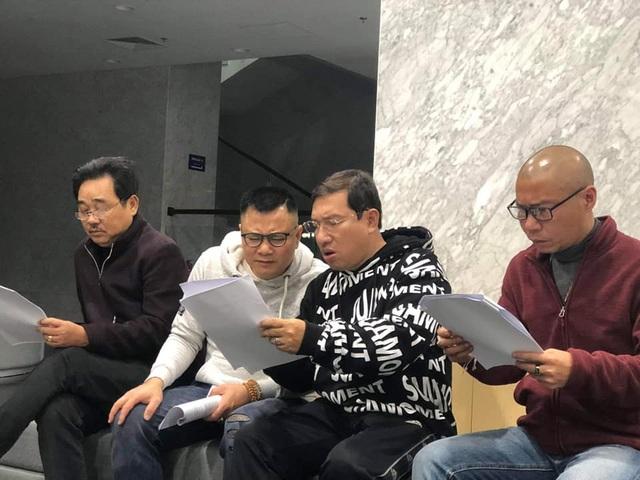 NSƯT Xuân Bắc hé lộ những hình ảnh đầu tiên của Táo quân 2019 - 2