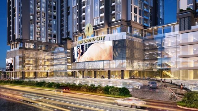 TTTM Sun Plaza Ancora dự kiến chính thức khai trương vào ngày 11/1/2019