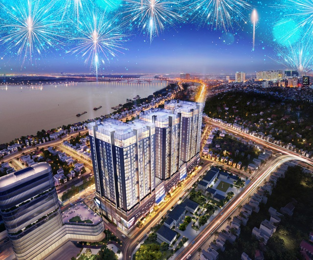 TTTM Sun Plaza nằm ở 5 tầng khối đế 3 tòa căn hộ cao cấp Sun Grand City Ancora Residence