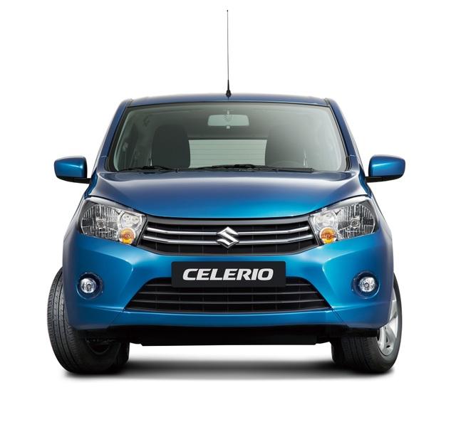 Suzuki Celerio, mẫu xe tiết kiệm cho sử dụng trong đô thị và kinh doanh - 1