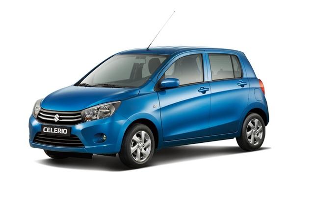 Suzuki Celerio, mẫu xe tiết kiệm cho sử dụng trong đô thị và kinh doanh - 7