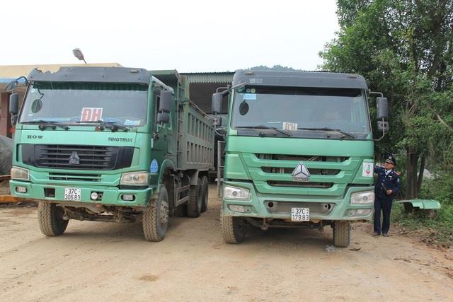 Doanh nghiệp cắt thành thùng và cam kết chạy đúng tải trọng xe tại Nghệ An - 1