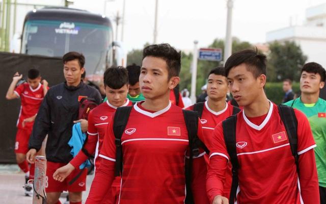 """Đội tuyển Việt Nam hứng khởi """"luyện công"""" chờ đấu Iran, Iraq - 20"""