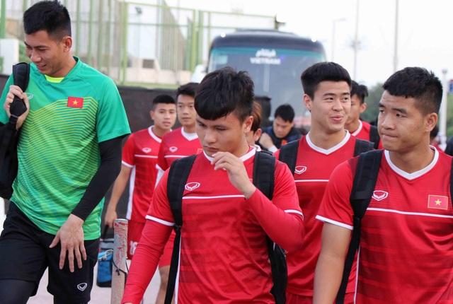 """Đội tuyển Việt Nam hứng khởi """"luyện công"""" chờ đấu Iran, Iraq - 19"""