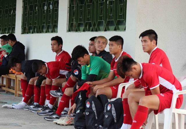 """Đội tuyển Việt Nam hứng khởi """"luyện công"""" chờ đấu Iran, Iraq - 18"""