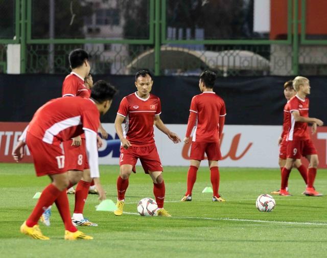 """Đội tuyển Việt Nam hứng khởi """"luyện công"""" chờ đấu Iran, Iraq - 7"""