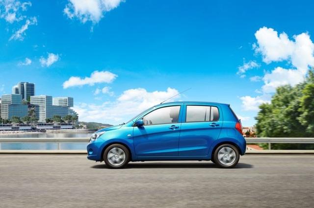 Suzuki Celerio, mẫu xe tiết kiệm cho sử dụng trong đô thị và kinh doanh - 2