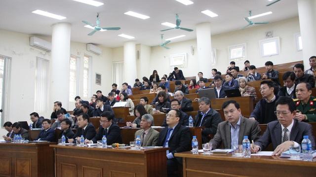 Cần có chính sách đột phá cho các nhóm nghiên cứu trong trường đại học  - Ảnh 1.