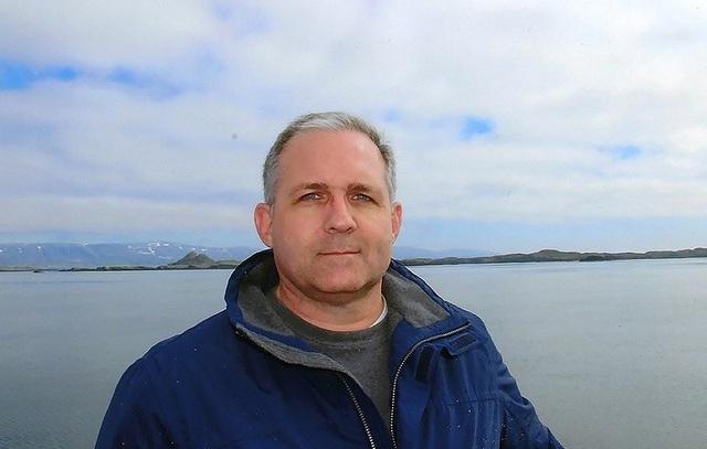 Công dân Mỹ bị Nga bắt giữ Paul Whelan (Ảnh: EPA)