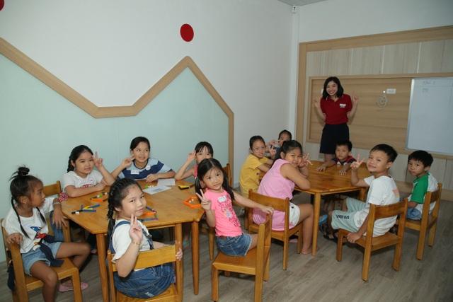 """Thêm điểm giáo dục phát triển năng lực tư duy qua kích thích """"tò mò"""" cho trẻ tại TPHCM - Ảnh 1."""