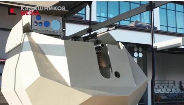 Hệ thống súng phòng thủ tự động đầu tiên của Nga