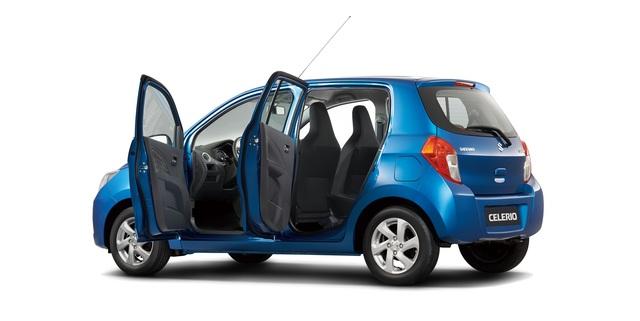Suzuki Celerio, mẫu xe tiết kiệm cho sử dụng trong đô thị và kinh doanh - 6