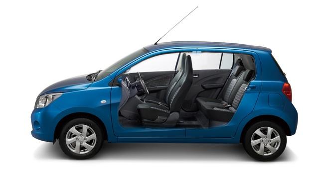 Suzuki Celerio, mẫu xe tiết kiệm cho sử dụng trong đô thị và kinh doanh - 5