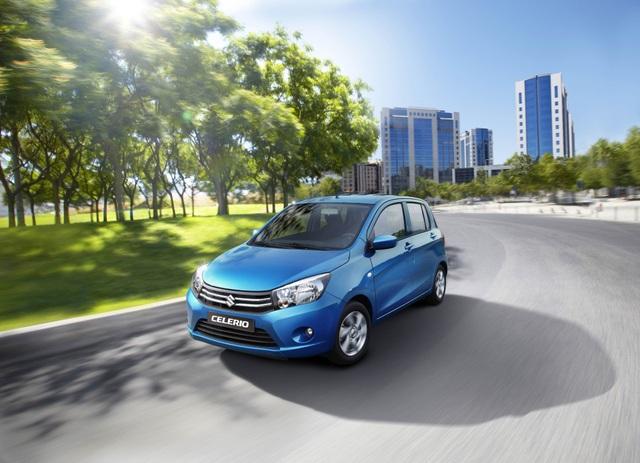Suzuki Celerio, mẫu xe tiết kiệm cho sử dụng trong đô thị và kinh doanh - 4