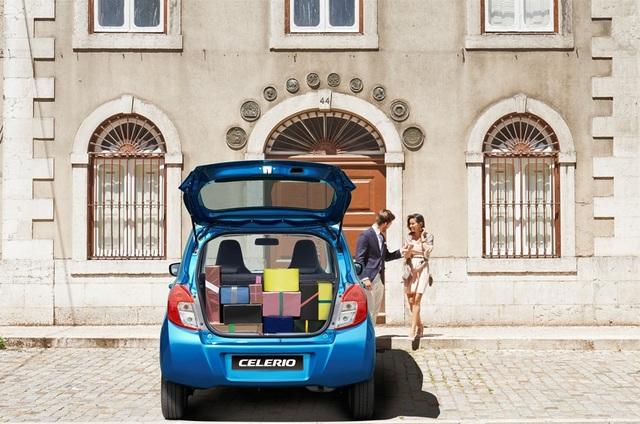 Suzuki Celerio, mẫu xe tiết kiệm cho sử dụng trong đô thị và kinh doanh - 3