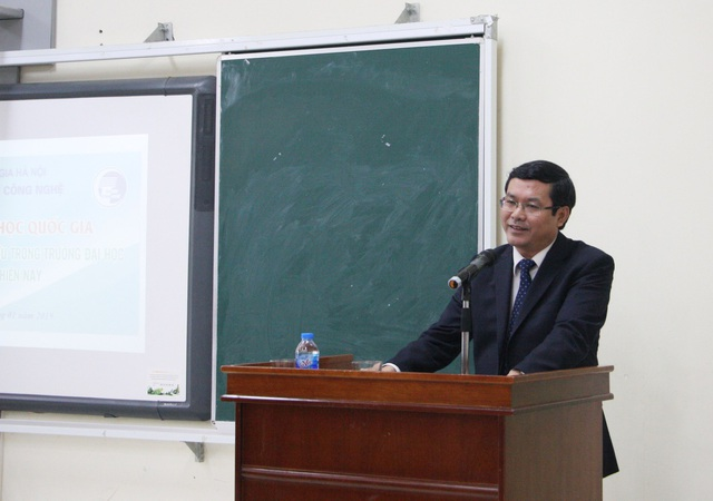 Cần có chính sách đột phá cho các nhóm nghiên cứu trong trường đại học  - Ảnh 3.