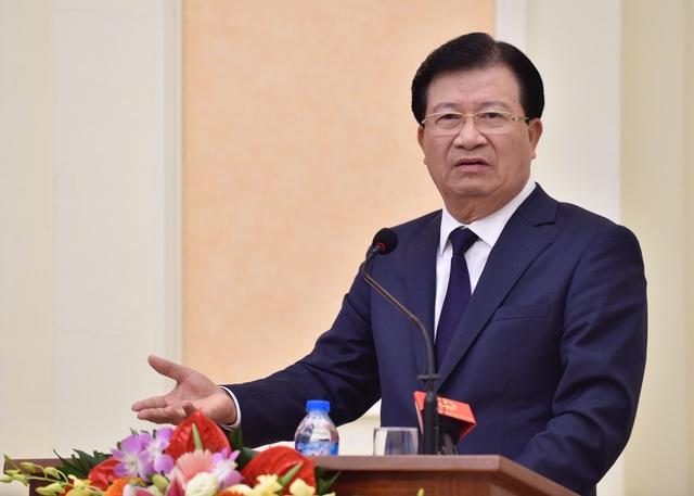 Phó Thủ tướng: Việc kiểm soát tầng cao, mật độ dân số tại các đô thị lớn chưa hiệu quả.