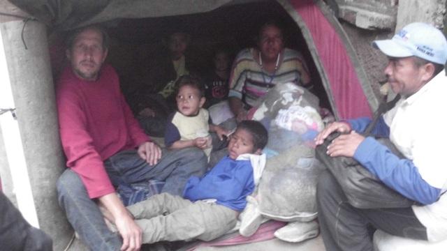 Các gia đình Venezuela buộc phải di cư vì khủng hoảng kinh tế của nước này vẫn tiếp tục gia tăng. (Nguồn: Fox News/Hollie McKay)