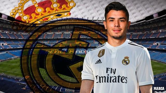 Nhật ký chuyển nhượng ngày 7/1: Real Madrid sở hữu ngôi sao Man City - Ảnh 1.