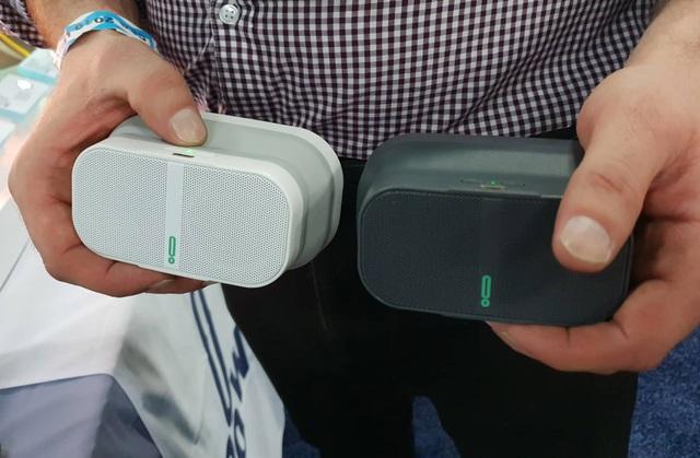 CES 2019: Ngắm mẫu loa di động có thể thò thụt độc đáo của Pow Audio - 5