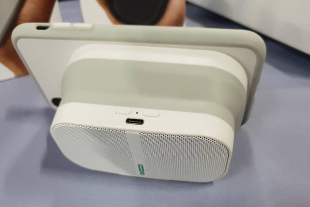 CES 2019: Ngắm mẫu loa di động có thể thò thụt độc đáo của Pow Audio - 4