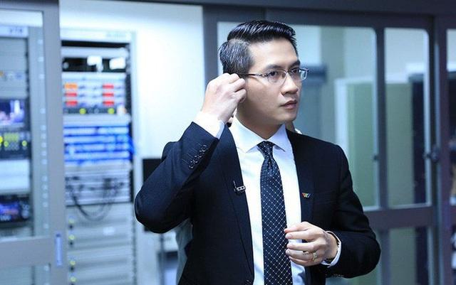 BTV Tuấn Dương vừa đảm nhận vai trò dẫn chính ở Việt Nam hôm nay.
