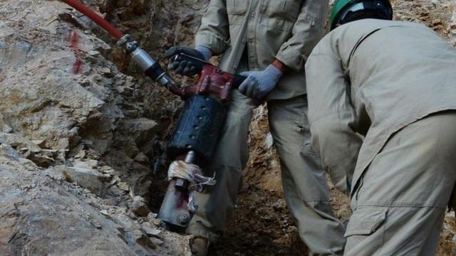Afghanistan rất giàu tài nguyên khoáng sản xong các hoạt động khai thác còn tự phát nên không đảm bảo về an toàn. (Ảnh minh họa: AFP)