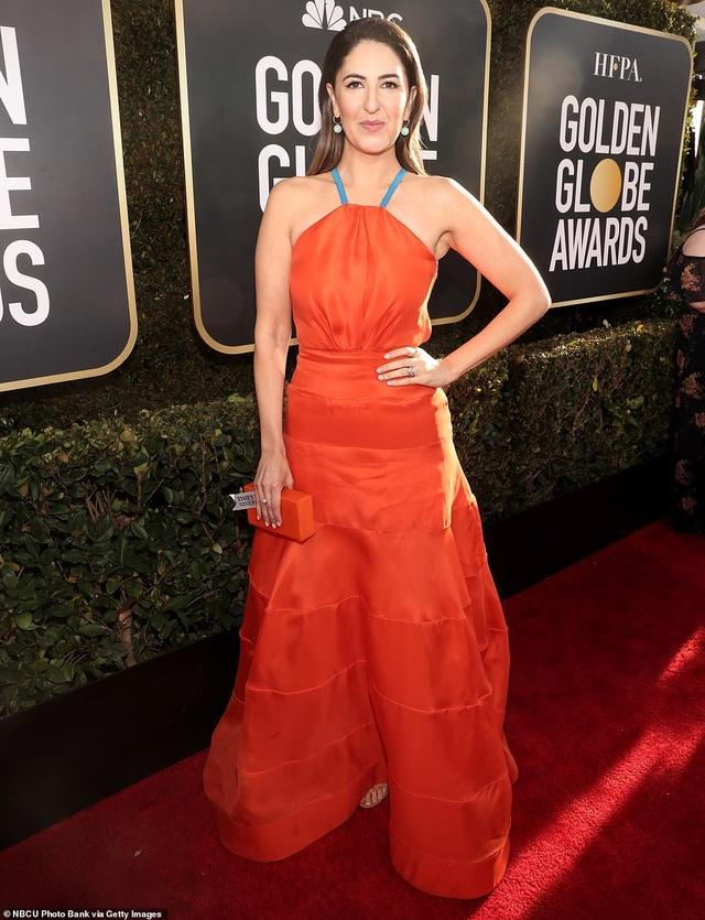 Những bộ váy bị chê xấu trên thảm đỏ Quả cầu vàng - Ảnh 15.