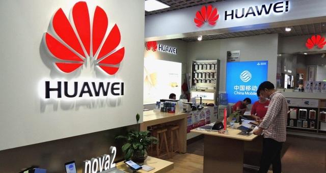 Nhân viên Huawei bị phạt vì gửi lời tweet chúc mừng năm mới bằng iPhone - 1