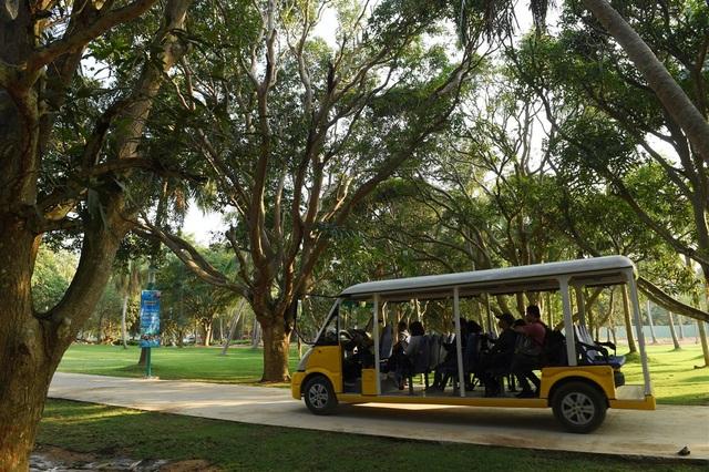 Khu vui chơi giải trí Sun World Hon Thom Nature Park