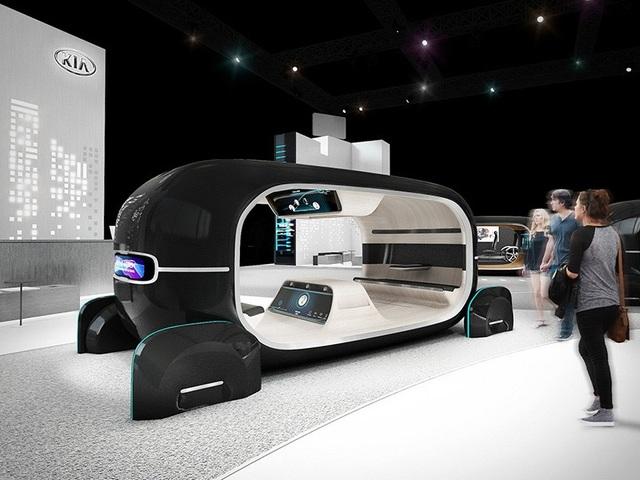 KIA READ concept - Mẫu xe biết vui buồn cùng người lái - Ảnh 2.
